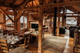 ALP INN, LUXURY CHALET WITH SAUNA